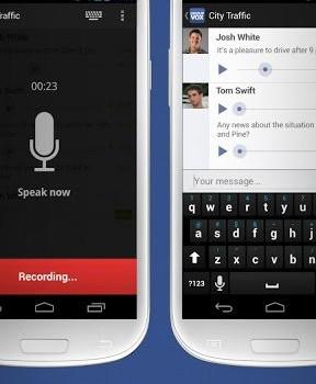 GroupVox Ekran Görüntüleri - 2