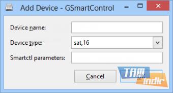 GSmartControl Ekran Görüntüleri - 2