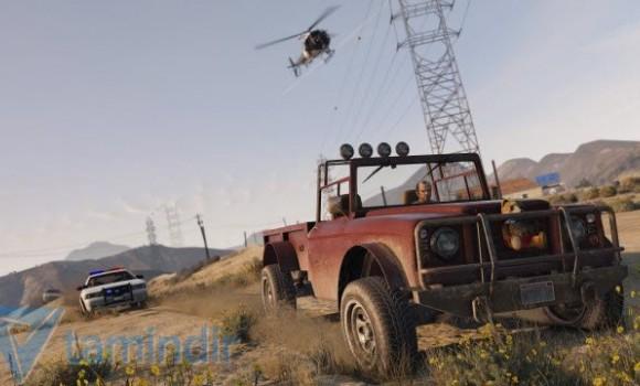 GTA 5 %100 Save Ekran Görüntüleri - 2