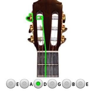 Guitar Tuner Ekran Görüntüleri - 1