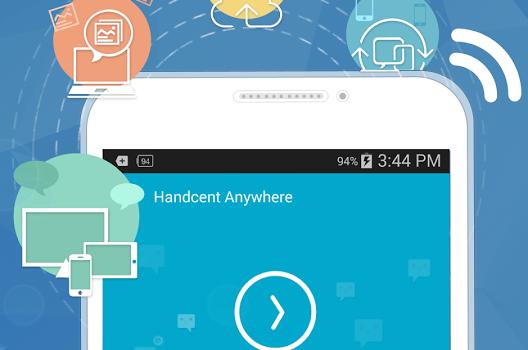 Handcent Next SMS Ekran Görüntüleri - 5
