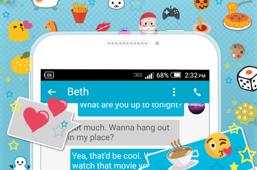 Handcent Next SMS Ekran Görüntüleri - 3