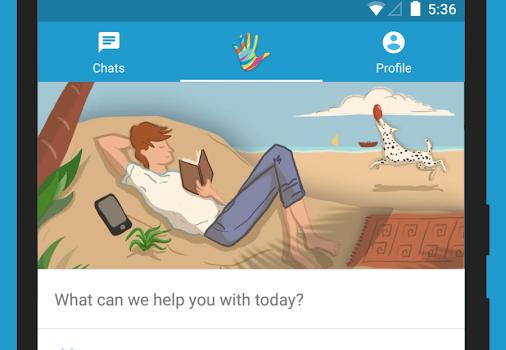 Haptik Personal Assistant Ekran Görüntüleri - 5