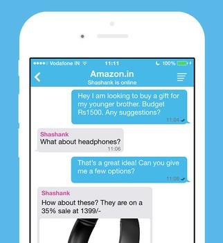 Haptik Personal Assistant Ekran Görüntüleri - 3