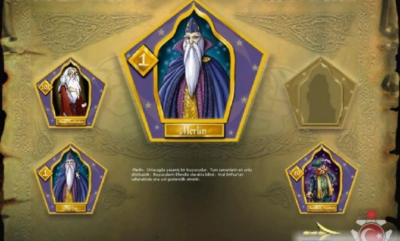 Harry Potter And The Sorcerer's Stone Türkçe Yama Ekran Görüntüleri - 1