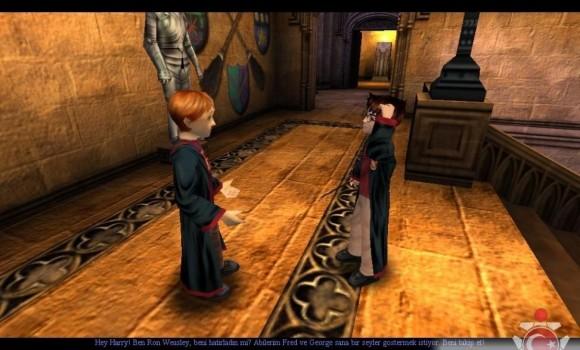 Harry Potter And The Sorcerer's Stone Türkçe Yama Ekran Görüntüleri - 2