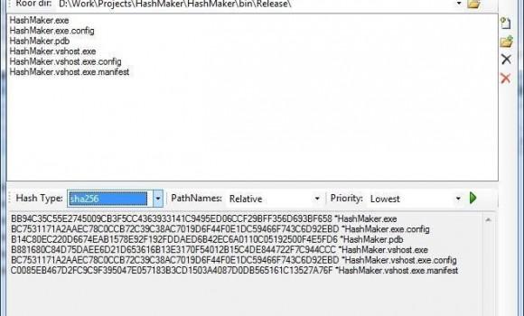 HashMaker Ekran Görüntüleri - 1