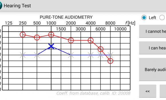 Hearing Test Ekran Görüntüleri - 2