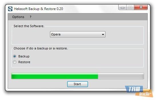 Hekasoft Backup & Restore Ekran Görüntüleri - 1