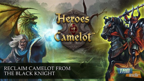 Heroes of Camelot Ekran Görüntüleri - 1
