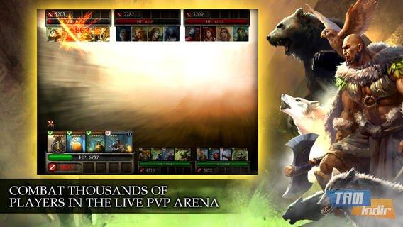 Heroes of Camelot Ekran Görüntüleri - 5