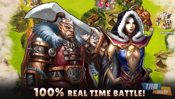 Heroes of Honor Ekran Görüntüleri - 3