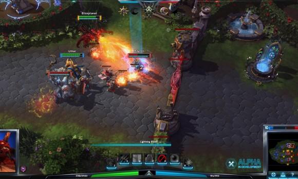 Heroes of the Storm Ekran Görüntüleri - 4