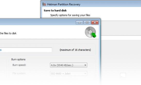 Hetman Partition Recovery Ekran Görüntüleri - 1