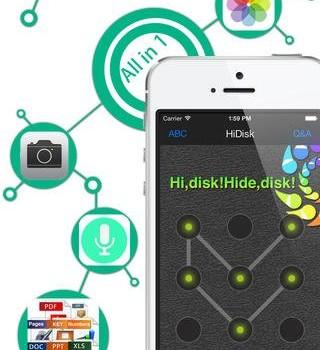 HiDisk Ekran Görüntüleri - 1