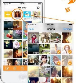 HiFolder Ekran Görüntüleri - 4