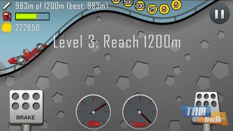 Hill Climb Racing Ekran Görüntüleri - 5