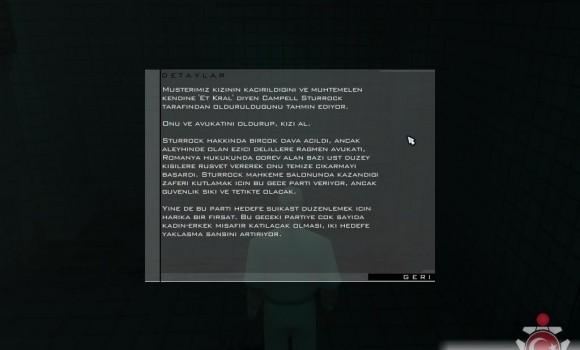 Hitman: Contracts Türkçe Yama Ekran Görüntüleri - 2