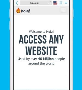 Hola VPN Ekran Görüntüleri - 1