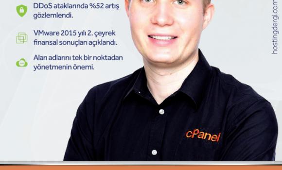 Hosting Dergi Ekran Görüntüleri - 1