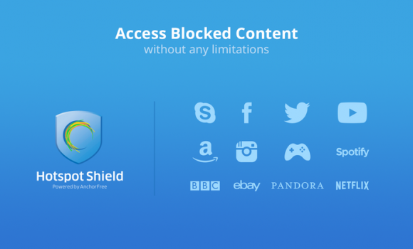 Hotspot Shield Free VPN Proxy Ekran Görüntüleri - 1