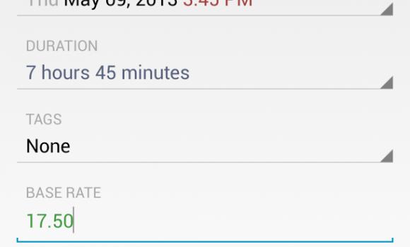 HoursTracker Ekran Görüntüleri - 2