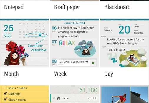 HTC Scribble Ekran Görüntüleri - 5