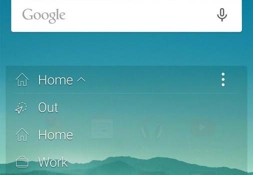 HTC Sense Home Ekran Görüntüleri - 1