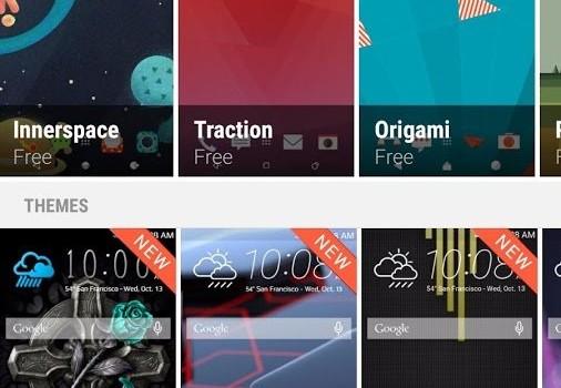 HTC Sense Home Ekran Görüntüleri - 3