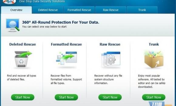 iAidsoft Data Rescue Ekran Görüntüleri - 1
