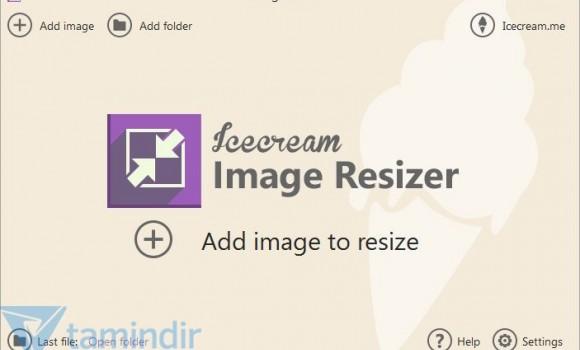 IceCream Image Resizer Ekran Görüntüleri - 4
