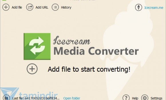 IceCream Media Converter Ekran Görüntüleri - 4