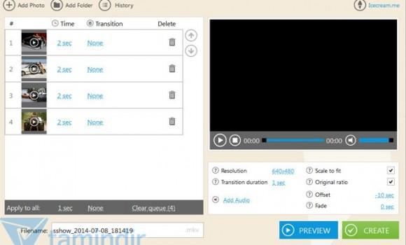 Icecream Slideshow Maker Ekran Görüntüleri - 2