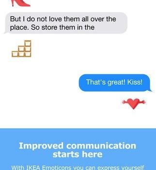 IKEA Emoticons Ekran Görüntüleri - 5