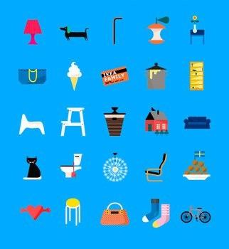 IKEA Emoticons Ekran Görüntüleri - 1