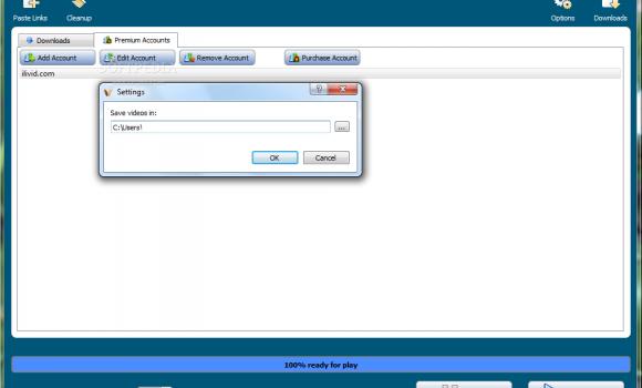 ilivid Download Manager Ekran Görüntüleri - 1