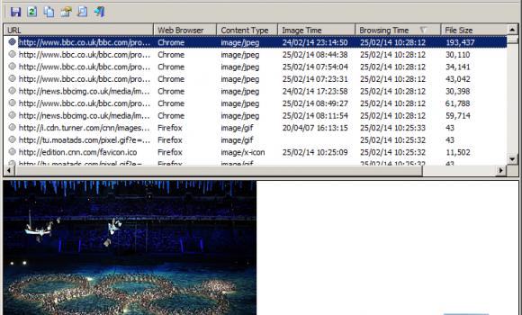 ImageCacheViewer Ekran Görüntüleri - 1