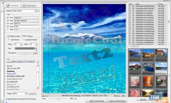 ImageCool Free Watermark Maker Ekran Görüntüleri - 1
