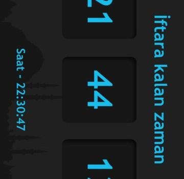İmsakiye HD Ekran Görüntüleri - 2