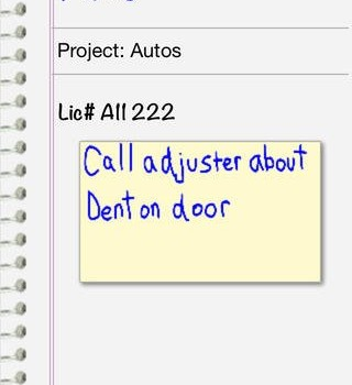 InFocus Notes Ekran Görüntüleri - 2