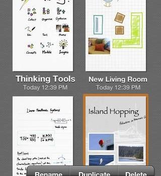 Inkflow Ekran Görüntüleri - 3