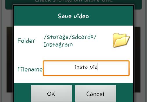 InstaDownloader Ekran Görüntüleri - 1
