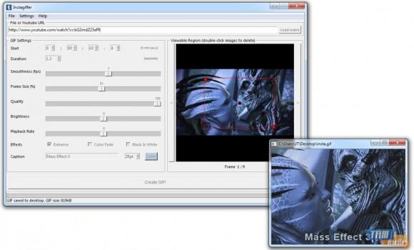 Instagiffer Ekran Görüntüleri - 1