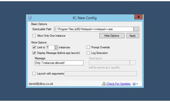 Instance Controller Ekran Görüntüleri - 2