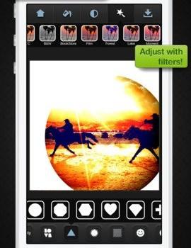 InstaShapes Ekran Görüntüleri - 1