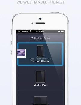 Instashare Ekran Görüntüleri - 3