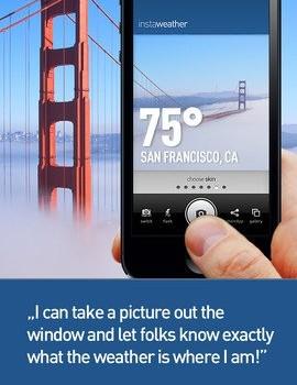 InstaWeather Free Ekran Görüntüleri - 2