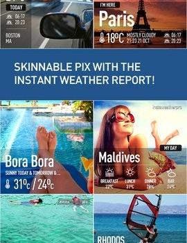 InstaWeather Free Ekran Görüntüleri - 4