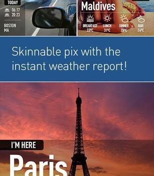 InstaWeather Ekran Görüntüleri - 2