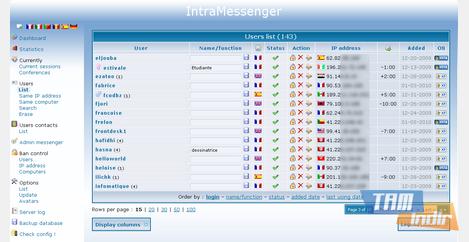 IntraMessenger Ekran Görüntüleri - 2